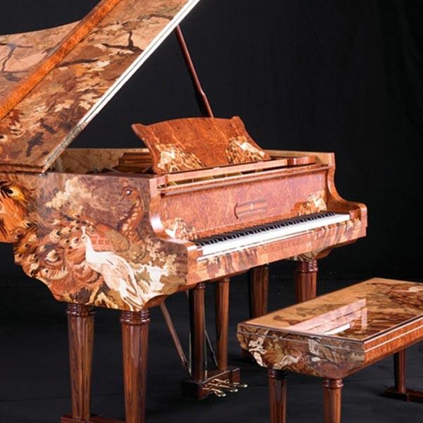 施坦威钢琴 和谐之声